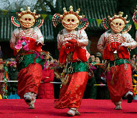 Losar Celebration
